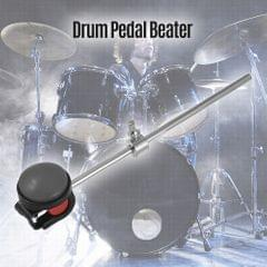 Bass Drum Beater Kick Drum Foot Pedal Beater Stainless Steel