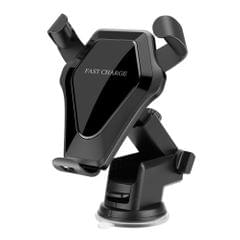 Qi Standard Car Wireless Charger Stand Gravity Dashboard