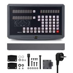 Grating CNC Milling Digital Readout Display Milling Machine - EU 2