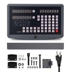 Grating CNC Milling Digital Readout Display Milling Machine - US 2