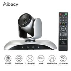 Aibecy 1080P HD Video Conference Camera Fixed Focus Wide - AU Plug