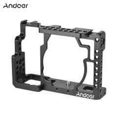 Andoer Aluminum Alloy Camera Cage Video Film Movie Making - Camera cage