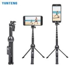 Yunteng 2 in 1 Portable Foldable Phone Selfie Stick Tripod