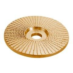 Woodworking Polish Thorn Plate Angle Grinder Abrasive Wheel - Plane
