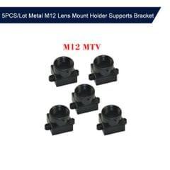 5PCS/Lot Metal M12 Lens Mount Holder MTV Lens Holder Support
