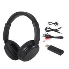 FM Wireless Headphones Over-Ear Music Earphones with