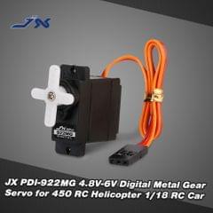 JX PDI-922MG 4.8V-6V High-Voltage 0.10sec/60� 2.0kg Digital