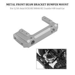 Front Beam Bracket Bumper Mount Metal for 1/10 Axial SCX10II