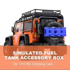 Simulated Fuel Tank Accessory Box for 1/10 RC Climbing Cars