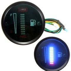 Automobile Motorcycle Modified Fuel Meter LED Display Fuel
