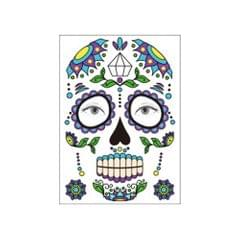 Halloween Temporary Face Tattoos Halloween Makeup Stickers - 4