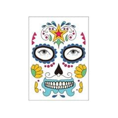 Halloween Temporary Face Tattoos Halloween Makeup Stickers - 5