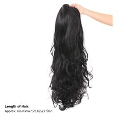 Synthetic Fiber Hair Wigs for Women Hair Styling High