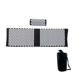 Acupressure Mat & Pillow Set for Stress Pain Relief Health