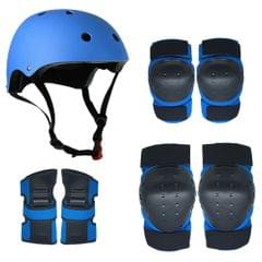 Protective Gear Set 7 in 1 Knee Elbow Pads Wrist Guards - M