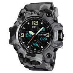 SKMEI 1155B Quartz Digital Electronic Men Watch Fashion