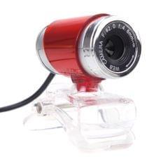 USB 2.0 0.3 Million Pixels HD Camera Web Cam with MIC