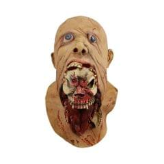 Halloween Charlie Latex Mask Scary Mask Full Head Face