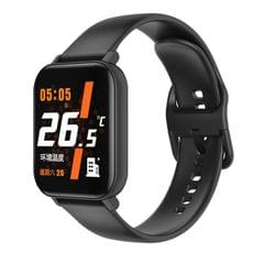 F25 1.4 inch TFT Color Screen Smart Watch IP67 Waterproof,Support Temperature Monitoring/Heart Rate Monitoring/Blood Pressure Monitoring/Sleep Monitoring (Black)