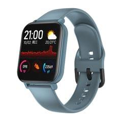 F25 1.4 inch TFT Color Screen Smart Watch IP67 Waterproof,Support Temperature Monitoring/Heart Rate Monitoring/Blood Pressure Monitoring/Sleep Monitoring (Blue)