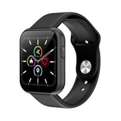 X6plus 1.54 inch IPS Color Screen Smart Watch,Support Heart Rate Monitoring/Blood Pressure Monitoring/Blood Oxygen Monitoring/Sleep Monitoring (Black)