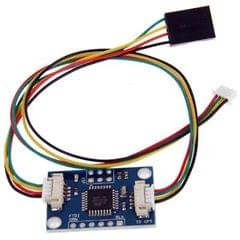 I2C-GPS NAV Module I2C Turn UART GPS Adapter Board , Navigation Module