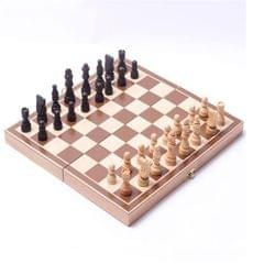 Wooden Folding Chess Board Game
