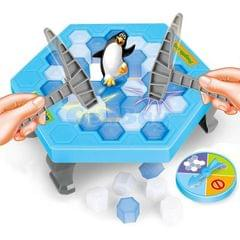 Family Game Penguin Trap Ice Breaking Saving Penguin, Random Package Delivery