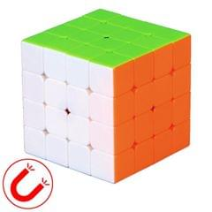Moyu QIYI M Series Magnetic Speed Magic Cube Four Layers Cube Puzzle Toys (Colour)