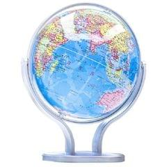 Deli 2167 14.2cm Globe 720� Universal Biaxial Rotation HD Printing