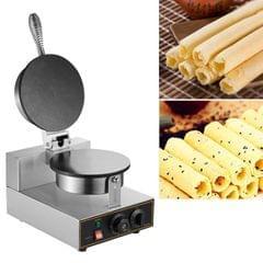 Stainless Steel Single-head Egg Roll Machine Ice Cream Crisp Egg Roller, Size:320x250x178cm