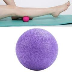 10 PCS Fascia Ball Deep Muscle Relaxation Plantar Acupoint Massage Fitness Mini Yoga Ball Massage Ball, Specification:Single Ball (Purple)