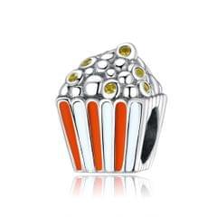 S925 Sterling Silver Popcorn Beads DIY Bracelet Necklace Accessories
