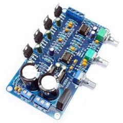 TDA2030A 2.1 Circuit Amplifier Stereo Audio 2-Channel Subwoofer Amplifier Board