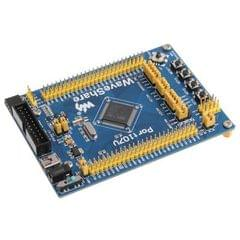 Port107V STM32F107VC MCU ARM Cortex-M3 32-bit RISC STM32 Development Board Kit (Blue)