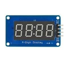 LDTR - WG0023 0.36 inch 4 Bit Digital Tube LED Module for Arduino