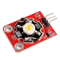 3W High Power LED Board for Robot / Search / Rescue Platform