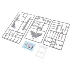 1/144 Scale FR F-1C Fighter Airplane Aircraft Plastic Model Kits with Decals