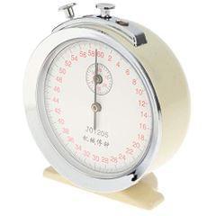 Mechanical Clock Stopwatch Physics Experiment Timer 60s 0.1s