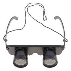 3X28 Ultralight Hand Free Glasses Binoculars Telescope for Outdoor Fishing Hiking