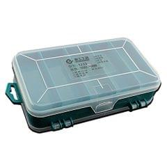 Compartments Plastic Screws Threads Bolts Nails Nuts Storage Case Box Tools