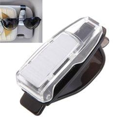 Car Sunglasses & Eyeglasses ABS Holder Clip