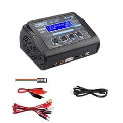 HTRC C150 Smart Balance Charger High Voltage Lithium Battery Charger, US Plug