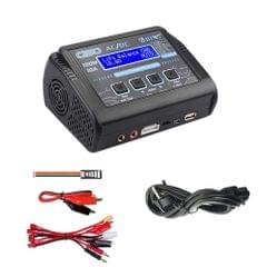 HTRC C150 Smart Balance Charger High Voltage Lithium Battery Charger, EU Plug