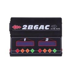 5A 50W 2B6AC Dual RC LiPo Battery Charger / Discharger
