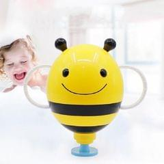 Baby Bath Toys Little Bee Fountain Leaking Shower Children Beach Play Toys (Yellow)