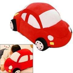 35cm Cute Kids VW Cars Model Stuffed Toys (Red)