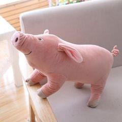25-60cm Stuffed Toys Piggy Pillow Real Life Piglet Cushion Spoof Funny Toy (Style1)