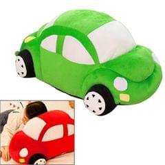 35cm Cute Kids VW Cars Model Stuffed Toys (green)