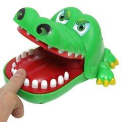 Crazy Crocodile Pushing Teeth to Bite Toy